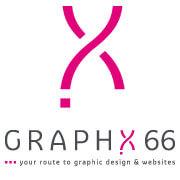 GRAPHX 66, graphic design & websites